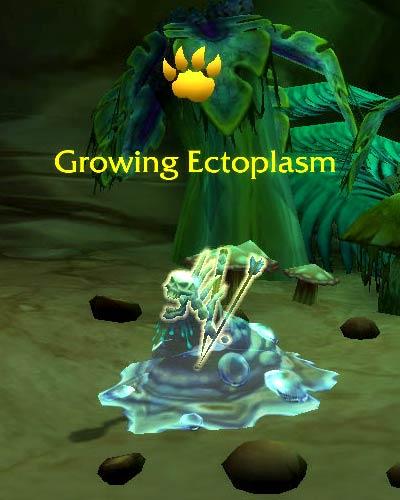 Growing Ectoplasm