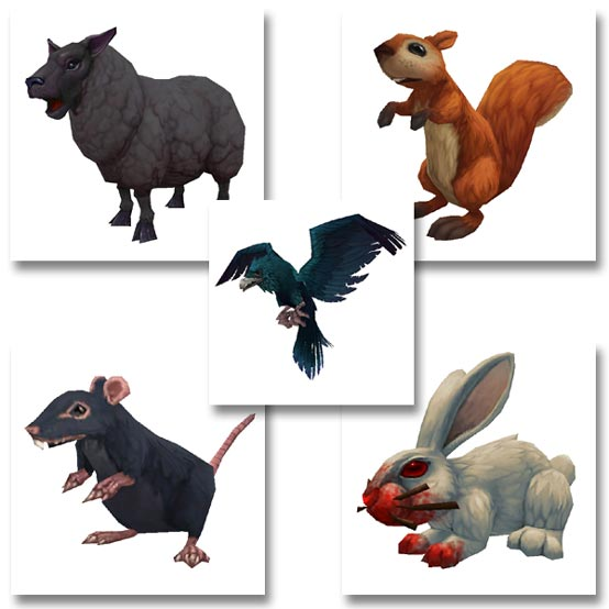 Update pet models