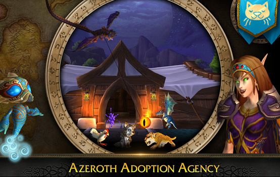 Azeroth Adoption Agency - Donate and Adopt WoW Pets!