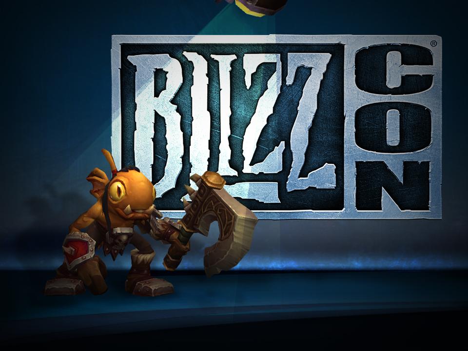 BlizzCon 2014 pet — Grommloc
