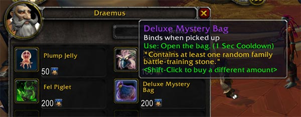 Deluxe Mystery Bag