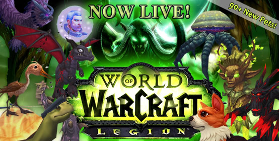 Legion is live