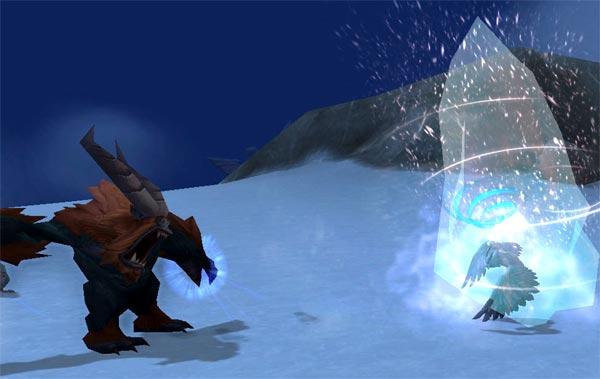 Kun-Lai Runt using Deep Freeze