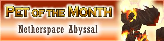 Netherspace Abyssal - PotM July 2016