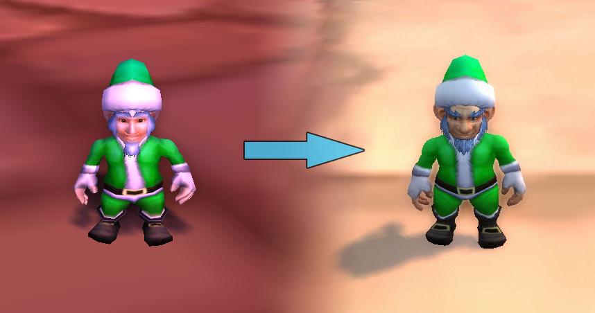 Father Winter's Helper model update