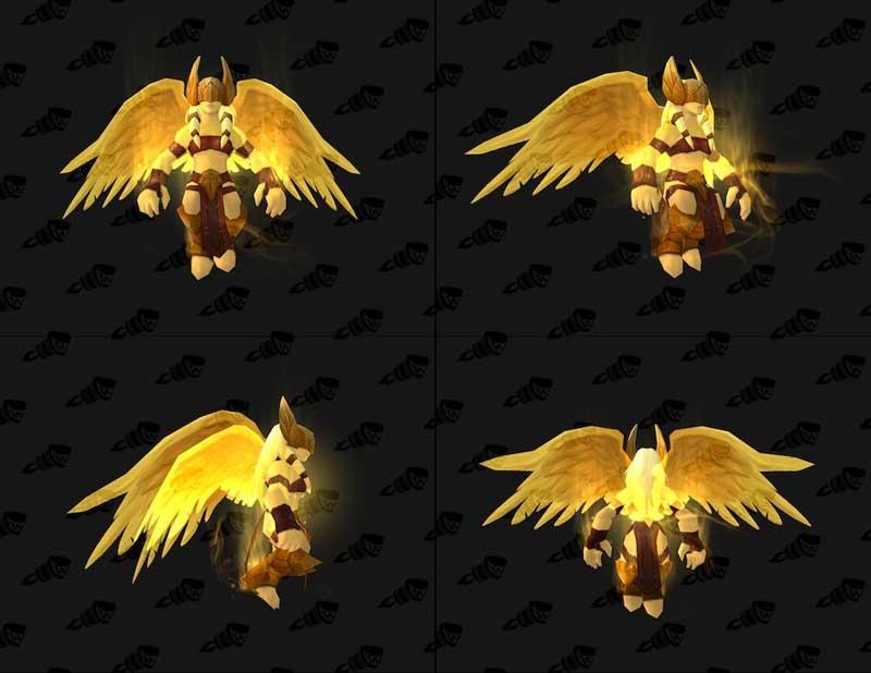 Gold val'kyr