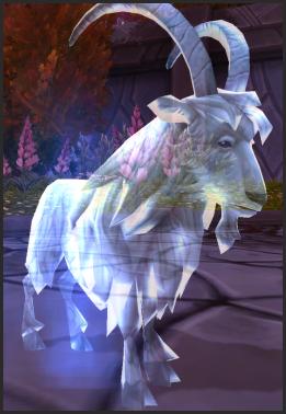 Undead Goat