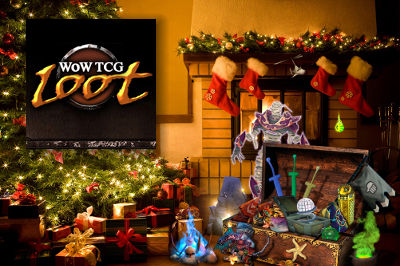 WoWTCGLoot Holiday Specials