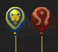 Faction Balloons