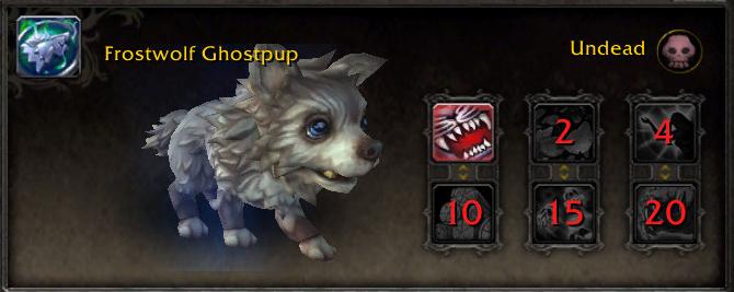 Frostwolf Ghostpup