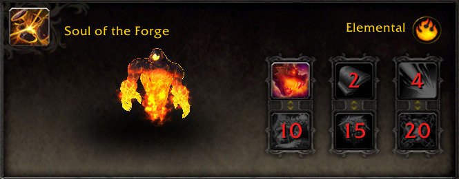 Soul of the Forge