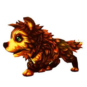 Cinder Pup