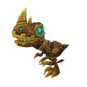 warcraft pets cogblade raptor