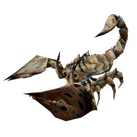 Crunchy Scorpion