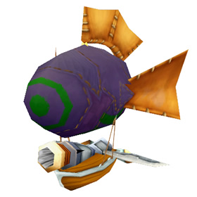 Darkmoon Zeppelin