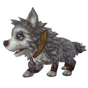 Frostwolf Pup