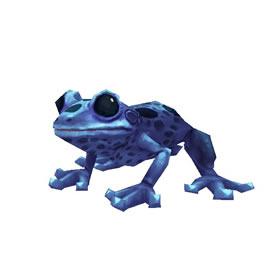 Leopard Tree Frog