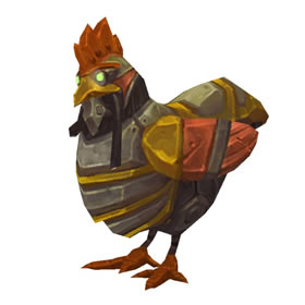 Mechanical Chicken