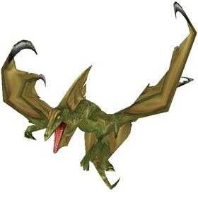 Pterrordax Hatchling