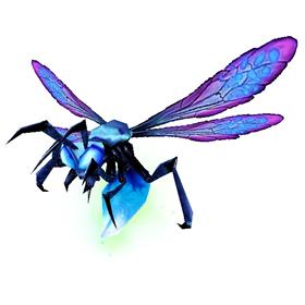 Shimmering Aquafly
