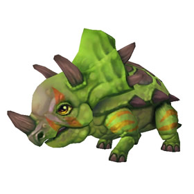 Stunted Direhorn