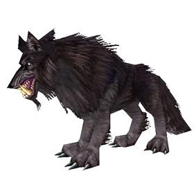 Worg Pup