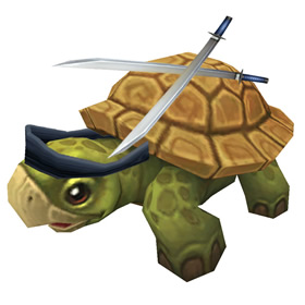 Young Mutant Warturtle